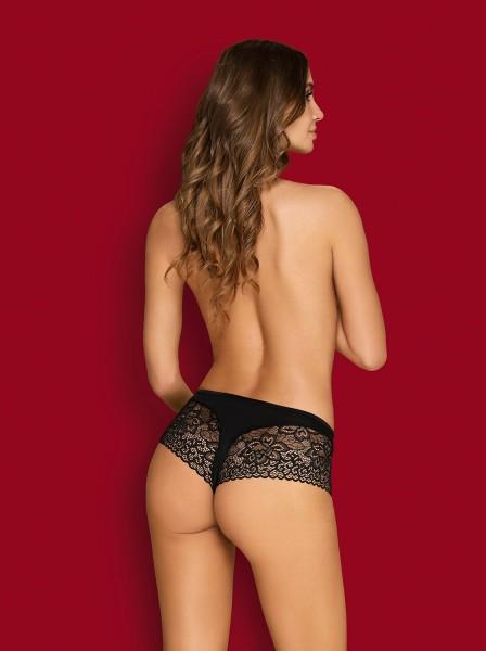 Eleganti shorts in pizzo collezione Cecilla Obsessive Lingerie in vendita su Tangamania Online