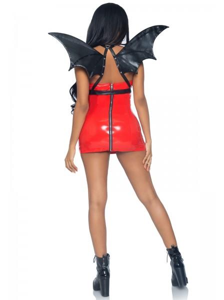 Imbracatura con ali da pipistrello per travestimento halloween Leg Avenue in vendita su Tangamania Online