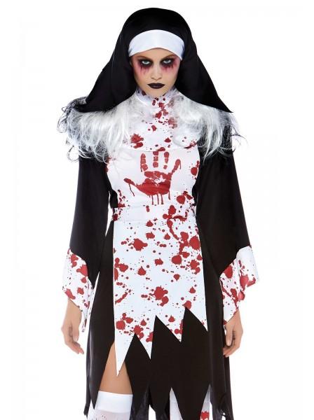 Costume halloween da suora assassina con copricapo Leg Avenue in vendita su Tangamania Online