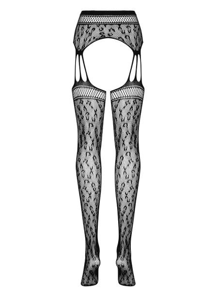 Sexy collant maculati a giarrettiera S817 Obsessive Lingerie in vendita su Tangamania Online