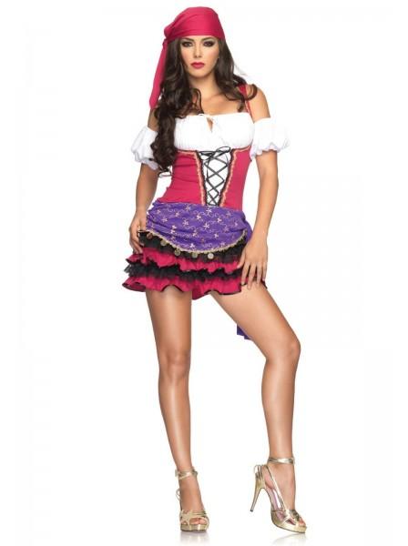 Travestimento da gitana costume per Halloween Gypsy Leg Avenue in vendita su Tangamania Online