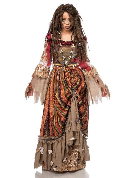 Cosplay per Halloween da Calipso con accessori Mask Paradise in vendita su Tangamania Online