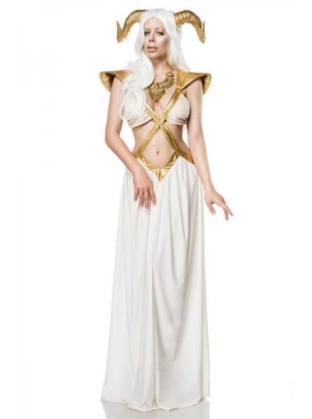 Costume con accessori travestimento da fata Golden Fairy Mask Paradise in vendita su Tangamania Online