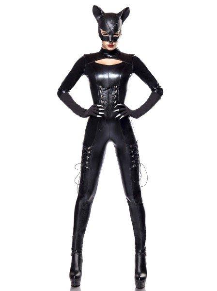 Costume da Catwoman 3 pezzi Mask Paradise in vendita su Tangamania Online