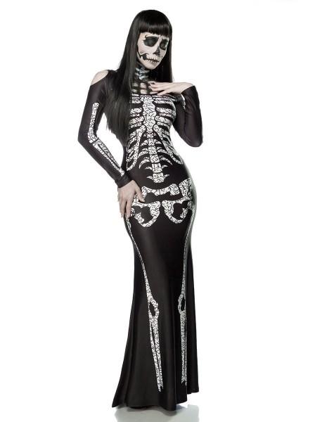 Costume da scheletro Mask Paradise in vendita su Tangamania Online