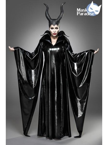 Costume Maleficent 2 pezzi Mask Paradise in vendita su Tangamania Online