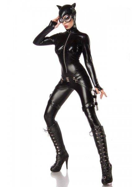 Costume per Halloween da Catwoman con accessori Mask Paradise in vendita su Tangamania Online