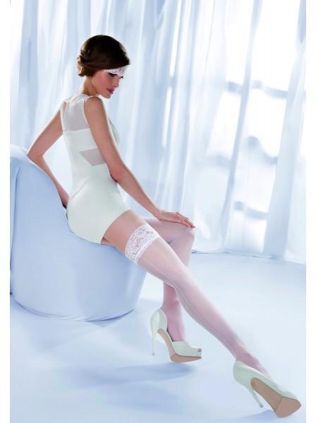Calze Sposa autoreggenti modello Princessa 05 Gabriella in vendita su Tangamania Online