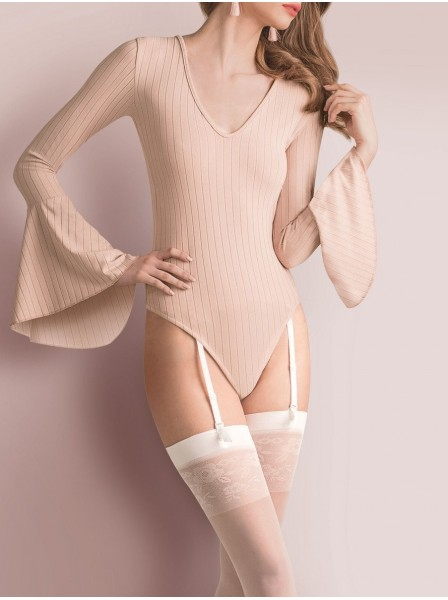 Vanessa calze da reggicalze in due colori Gabriella in vendita su Tangamania Online