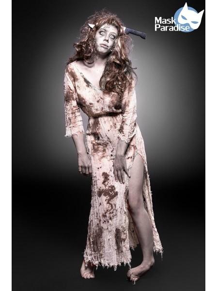 Horror Zombie costume Halloween con accessori Mask Paradise in vendita su Tangamania Online
