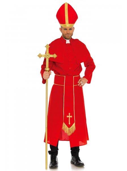 Costume da cardinale da uomo Leg Avenue in vendita su Tangamania Online