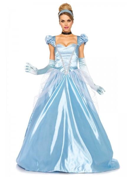 Costume da Cenerentola 3 pezzi Leg Avenue in vendita su Tangamania Online
