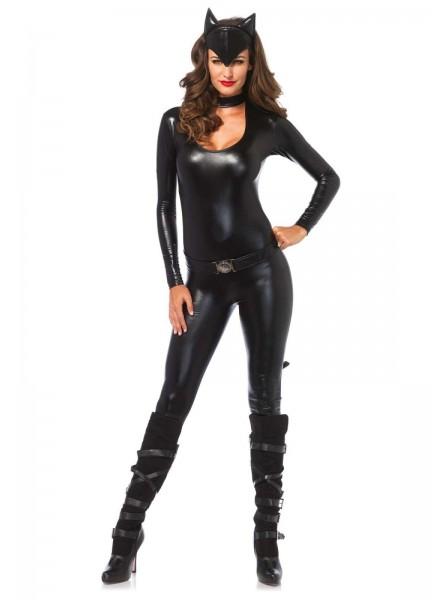 Costume Feline Femme Fatale per Halloween Leg Avenue in vendita su Tangamania Online