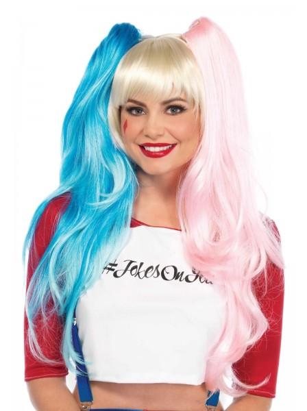 Parrucca Harley Quinn Leg Avenue in vendita su Tangamania Online
