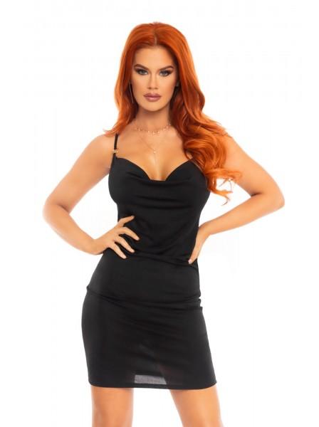 Sexy abitino con spalline incrociate sulla schiena Leg Avenue in vendita su Tangamania Online