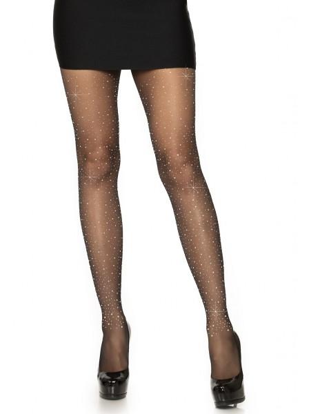 Sexy collant con strass in due colori Leg Avenue in vendita su Tangamania Online