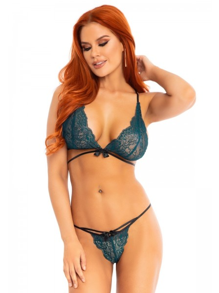 Sexy completino intimo due pezzi  Leg Avenue in vendita su Tangamania Online