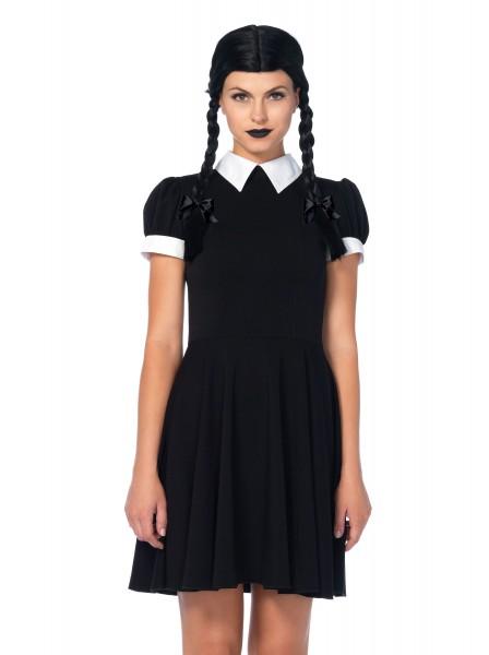 Wednesday Addams costume due pezzi Leg Avenue in vendita su Tangamania Online
