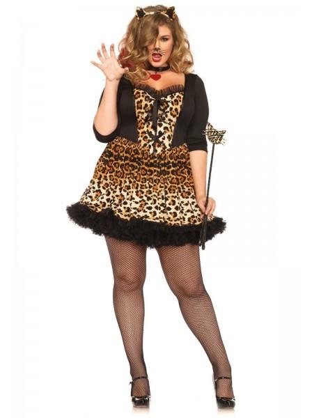 Costume da tigre PLUS SIZE Leg Avenue in vendita su Tangamania Online