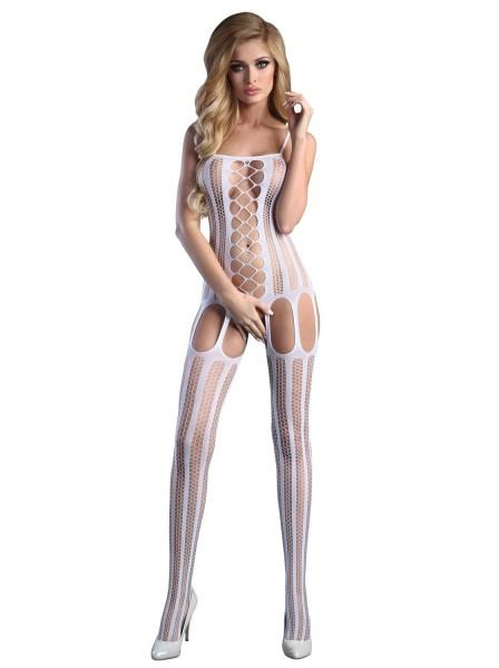Almas bodystocking white Livia Corsetti in vendita su Tangamania Online