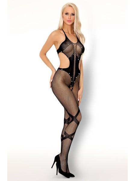 Bituinam bodystocking aperta con sexy scollature Livia Corsetti in vendita su Tangamania Online