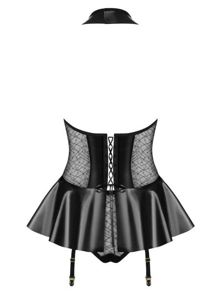 859 corsetto e perizoma Obsessive Lingerie in vendita su Tangamania Online