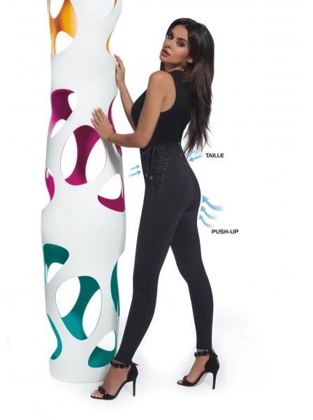 Sansa leggings con stringhe laterali BasBleu in vendita su Tangamania Online