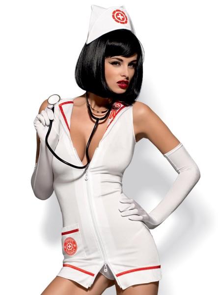 Emergency dress con stetoscopio Obsessive Lingerie in vendita su Tangamania Online