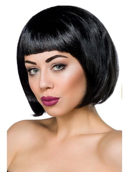 Parrucca con capelli a caschetto in tre colori Mask Paradise in vendita su Tangamania Online