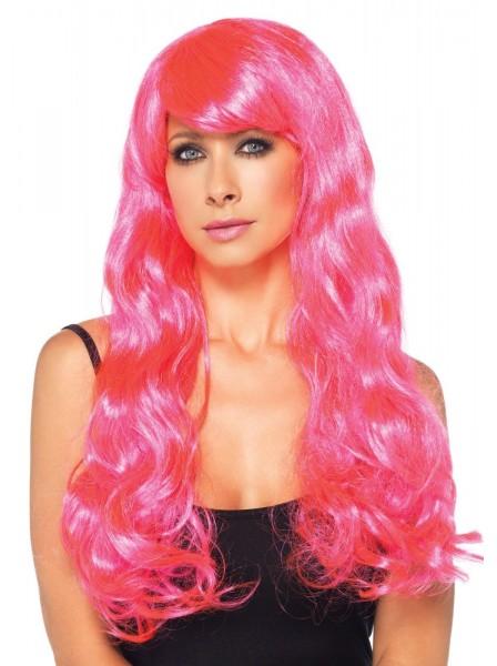 Parrucca lunga in tre colori Leg Avenue Leg Avenue in vendita su Tangamania Online